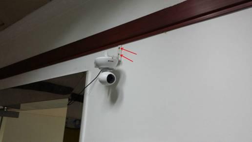 家用网络摄像机安装调试方法